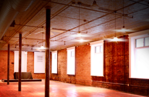 the-spice-factory-hamilton-venue-hardwood-floors-exposed-brick-venue