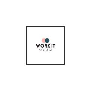 work it social logo
